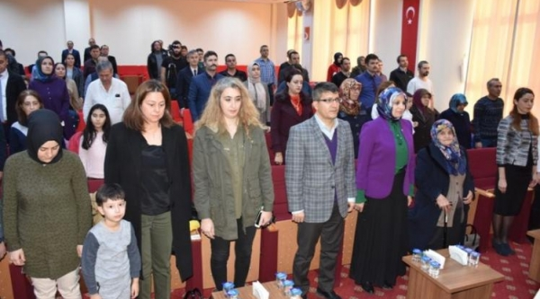 ŞEYH EDEBALİ ÜNİVERSİTESİ ANAOKULU'NDA BİLİM ŞENLİĞİ YAPILDI
