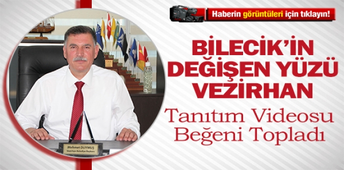 TANITIM VİDEOSU BEĞENİ TOPLADI