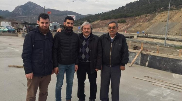 OSMANELİ'NDE OTOGAR BİNASI MAYIS AYINDA HİZMETE GİRECEK