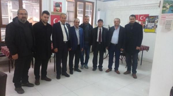Osmaneli Şoförler ve Otomobilciler Odası Başkanı Çeşmeci güven tazeledi