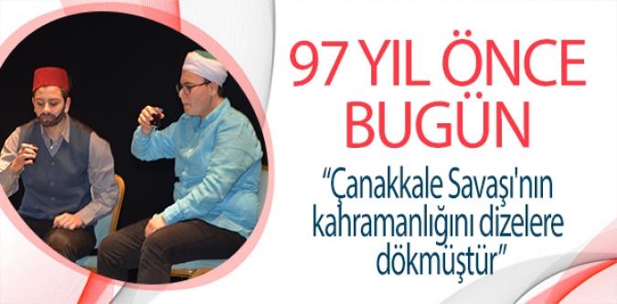 97 YIL ÖNCE BUGÜN