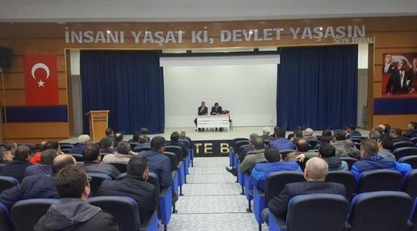 'TARIMA DAYALI İHTİSAS ORGANİZE HAYVANCILIK' PROJESİ