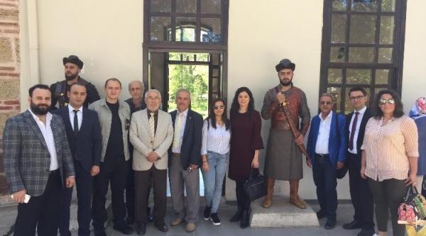 BEBKA, BİLECİK'İ TURİZMCİLERLE BULUŞTURDU
