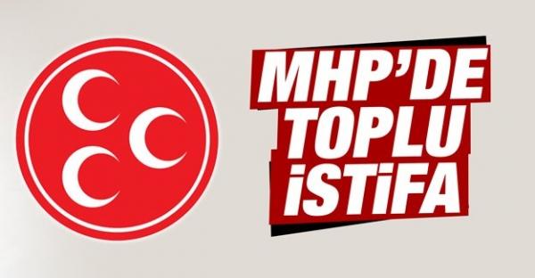 MHP'Lİ 3 İSİM PARTİSİNDEN İSTİFA ETTİ