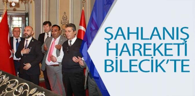ŞAHLANIŞ HAREKETİ GENEL BAŞKANI MURAT ALTUN, BİLECİK'TE