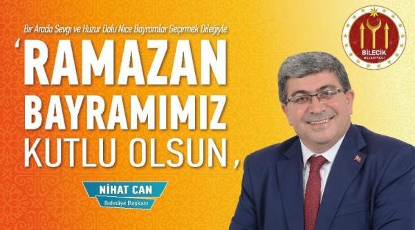 BAŞKAN CAN'IN RAMAZAN BAYRAM'I MESAJI