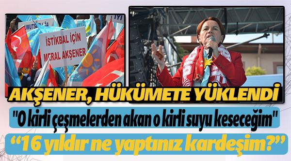 """""""PARTİYİ KUR DEDİNİZ KURDUM, ADAY OL DEDİNİZ OLDUM"""""""