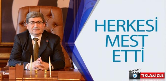 HERKESİ MEST ETTİ