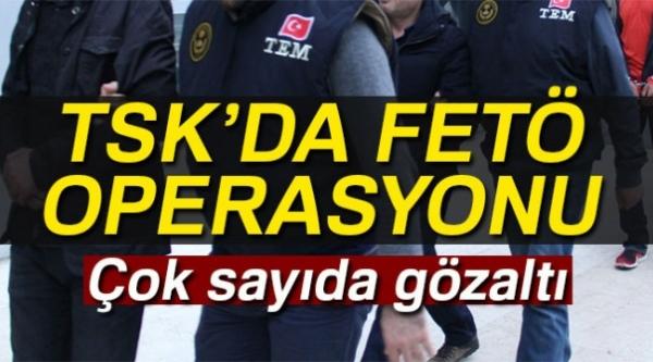 ANKARA MERKEZLİ ARALARINDA BİLECİK'İN DE OLDUĞU 5 İLDE FETÖ OPERASYONU