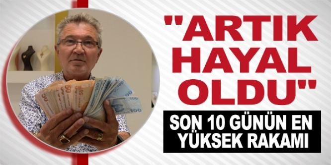 """DÜĞÜNLERDE ÇEYREK ALTIN TAKMAK """"ARTIK HAYAL OLDU"""""""