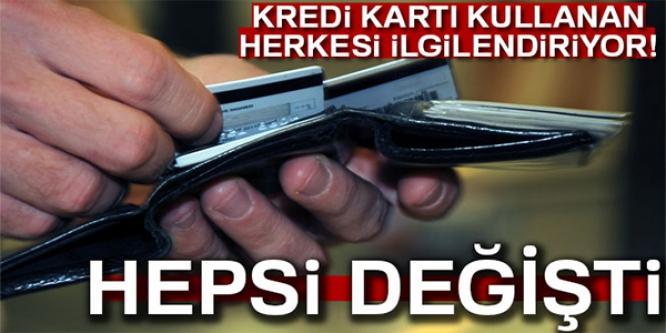 MERKEZ BANKASI'NDAN KREDİ KARTI İŞLEMLERİ AÇIKLAMASI
