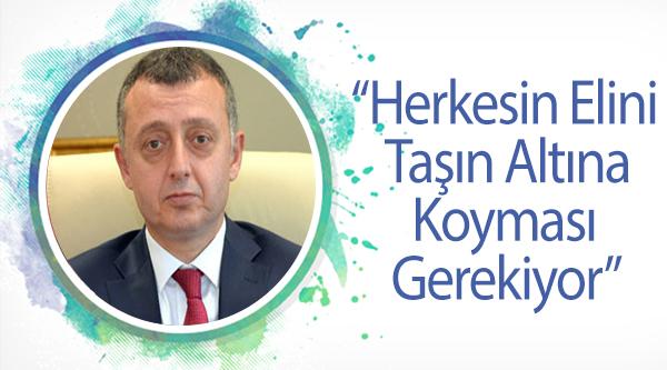 """""""OKUL GÜVENLİĞİ VE KOORDİNASYON"""" TOPLANTISI YAPILDI"""