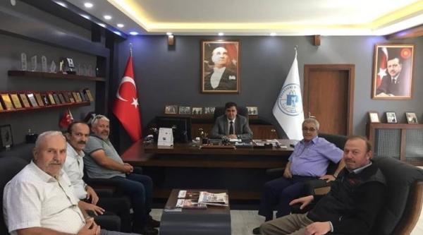DARICA BİLECİKLİLER DERNEĞİ'NDEN PAZARYERİ'NE ZİYARET