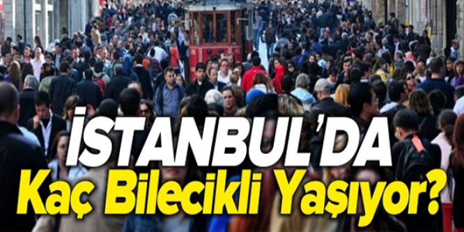 İSTANBUL'DA KAÇ BİLECİKLİ YAŞIYOR