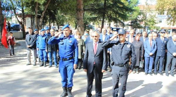 OSMANELİ'DE CUMHURİYET BAYRAMI KUTLAMALARI BAŞLADI