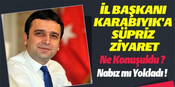 AK PARTİ GENEL MKYK ÜYESİ KÖSE BİLECİK'TE