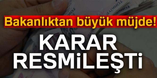 OSB'LERE BEDELSİZ ARSA KARARI RESMİLEŞTİ!