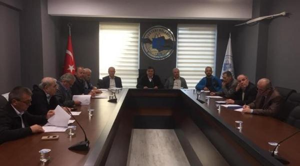 PAZARYERİ BELEDİYESİ MECLİS TOPLANTISI YAPILDI