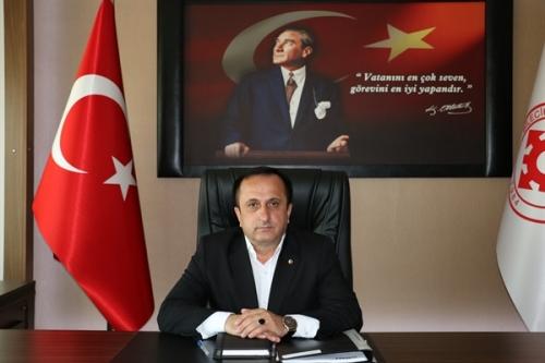 """TSO BAŞKANI KESKİN'DEN """"NEFES KREDİSİ"""" AÇIKLAMASI"""