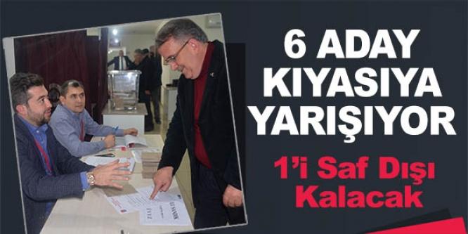 CHP'DE ÜYELER SANDIĞA GİTTİ