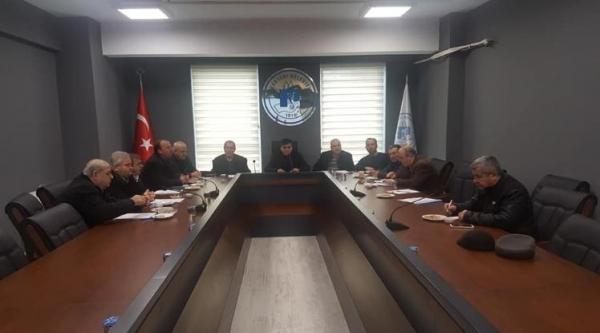 PAZARYERİ BELEDİYE MECLİS TOPLANTISI YAPILDI
