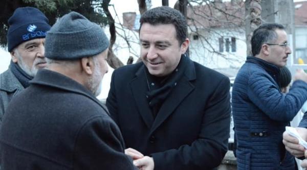 """""""SABAH NAMAZI BULUŞMALARI"""" DEVAM EDİYOR"""