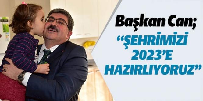 BİLECİK'İ 2023'E HAZIRLIYORLAR