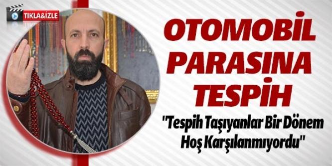 OTOMOBİL PARASINA TESPİH