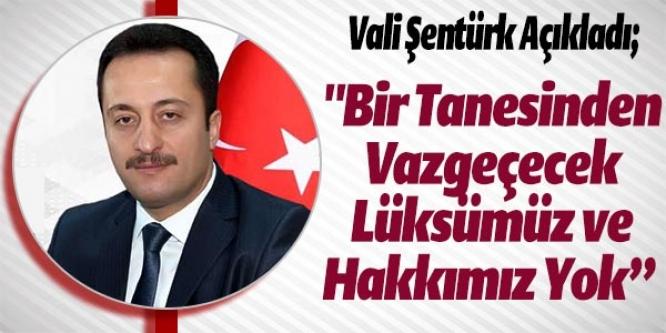 """""""BİR TANESİNDEN VAZGEÇECEK LÜKSÜMÜZ VE HAKKIMIZ YOK"""""""