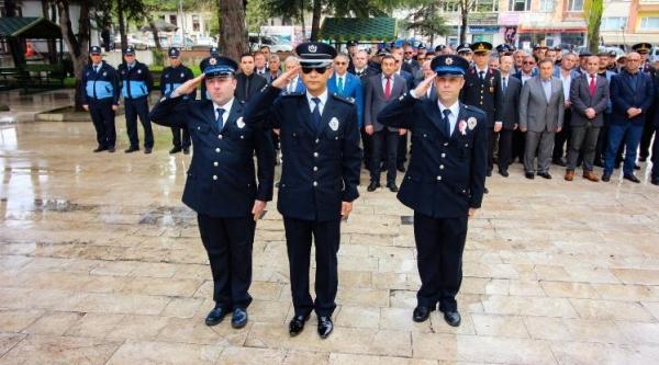 OSMANELİ 'NDE 10 NİSAN POLİS HAFTASI KUTLAMALARI