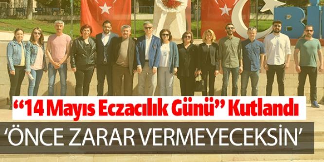 "BİLECİK'TE ""14 MAYIS ECZACILIK GÜNÜ"" KUTLAMALARI"