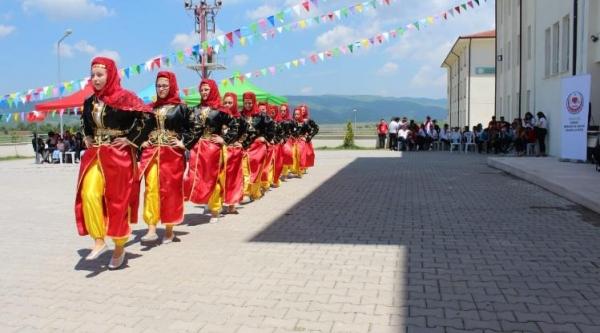 PAZARYERİ'NDE 19 MAYIS COŞKU İLE KUTLANDI