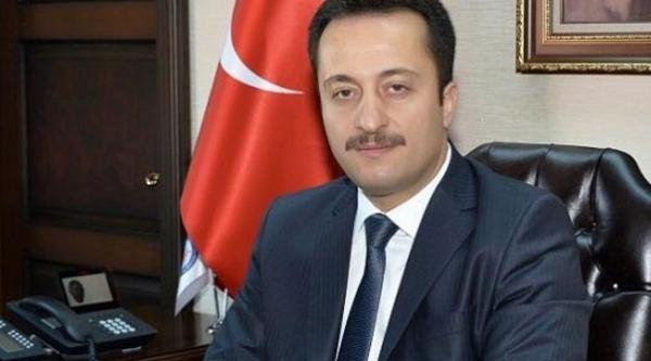 VALİ ŞENTÜRK'ÜN 19 MAYIS MESAJI