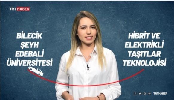 TRT HABER ŞEYH EDEBALİ ÜNİVERSİTESİ'Nİ ÖRNEK GÖSTERDİ