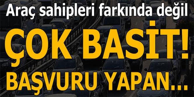 ARAÇ SAHİPLERİ FARKINDA DEĞİL !