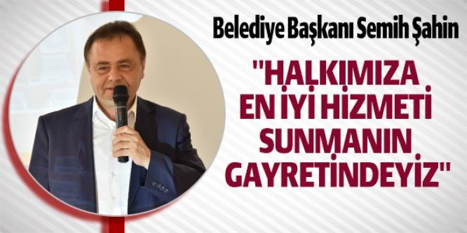 """BELEDİYE MECLİS ÜYELERİNE """"YEREL YÖNETİM EĞİTİMİ"""" VERİLDİ"""
