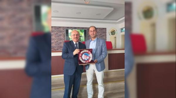 BOZÜYÜK'TE 'AHİLİK VE MESLEK AHLAKI' KONULU KONFERANS