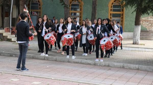 PAZARYERİ'NDE AMATÖR SPOR HAFTASI KUTLANDI