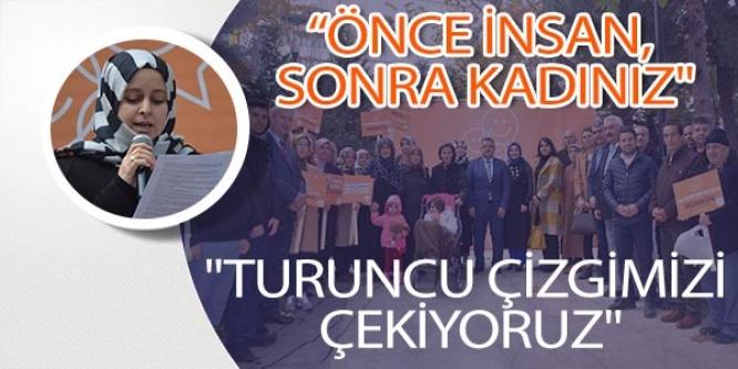 """""""TURUNCU ÇİZGİMİZİ ÇEKİYORUZ"""""""