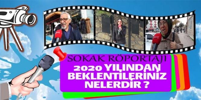 2020 YILINDAN BEKLENTİLERİNİZ NELERDİR ?