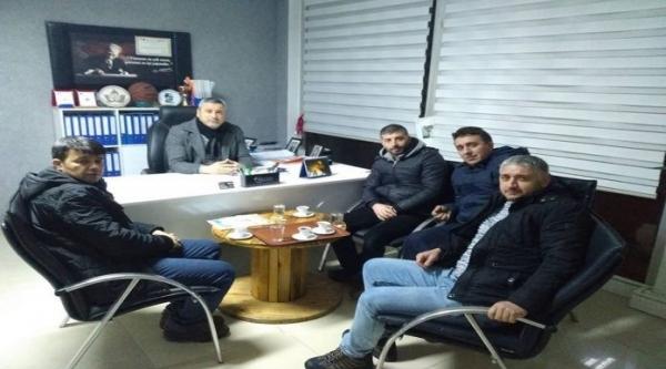 KARAKÖYSPOR'DAN BİLECİKSPOR'A ZİYARET