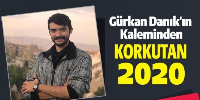 """""""KORKUTAN 2020 """" PİYASA ANALİZİ VE GÜVENLİ LİMANLARA KAÇIŞ"""