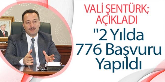 AÇIK KAPI'' BİRİMİNE 2 YILDA 776 BAŞVURU YAPILDI