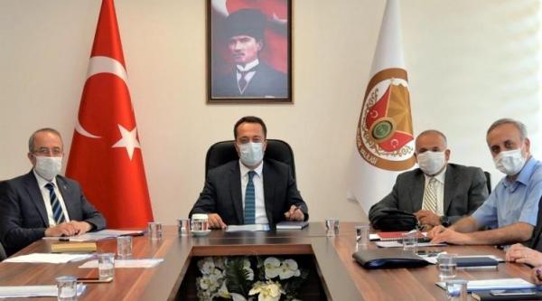 VALİ ŞENTÜRK BİLECİK'İ UYARDI