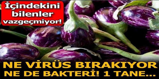 NE VİRÜS BIRAKIYOR NEDE BAKTERİ!