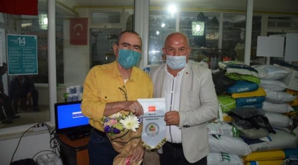 ASKF BAŞKANI TOSUN'DAN VEFA ÖRNEĞİ