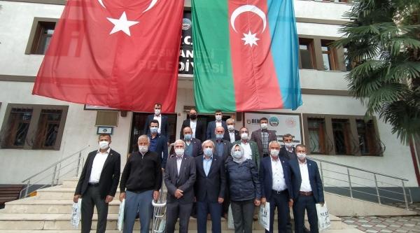 OSMANELİ'NDE MUHTARLAR GÜNÜ KUTLANDI