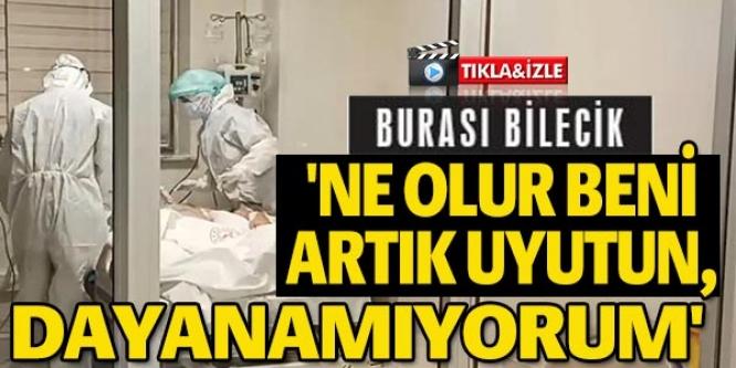 NE OLUR BENİ ARTIK UYUTUN DAYANAMIYORUM...