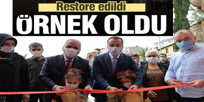 RESTORE EDİLDİ, ÖRNEK OLDU...