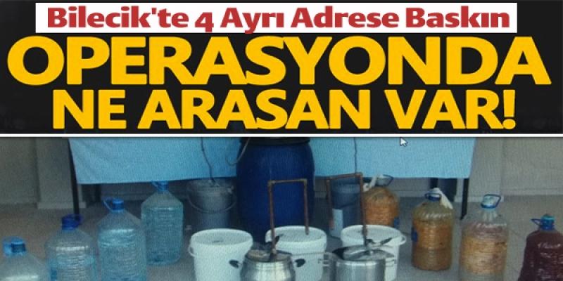 4 AYRI ADRESE BASKIN